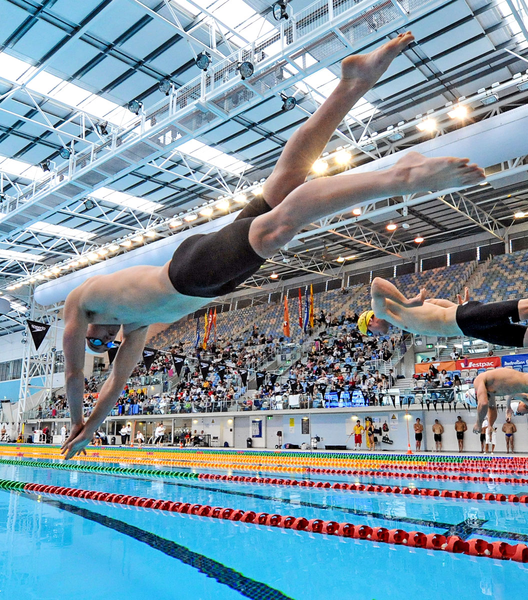 The Australian Pool Rescue Championships in Adelaide