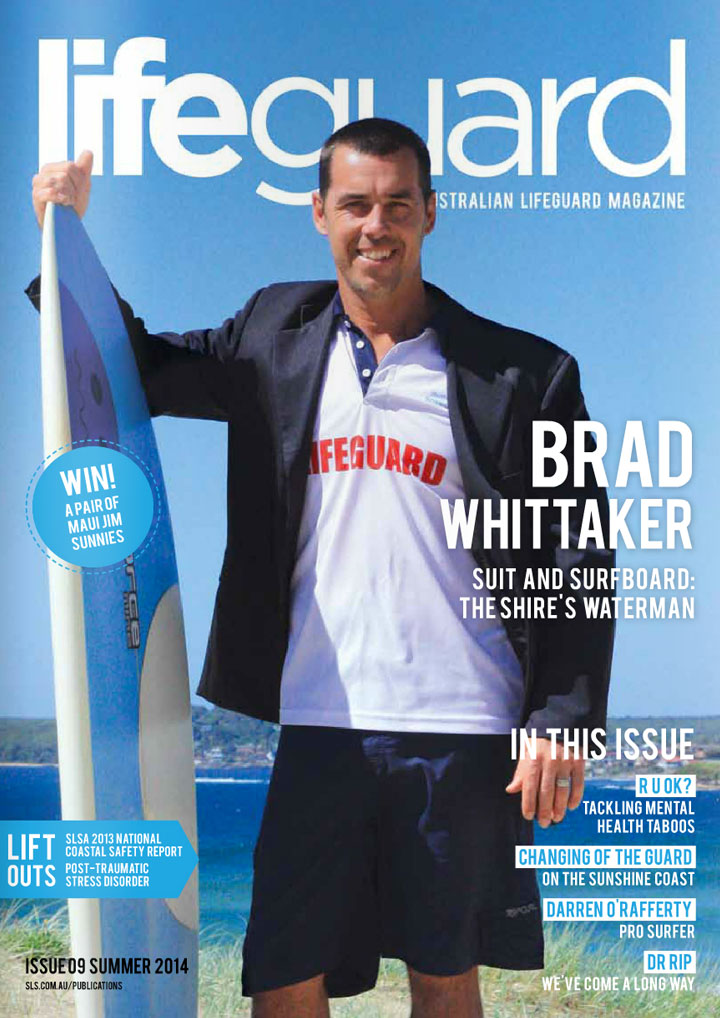 Australian Lifeguard Magazine 2013